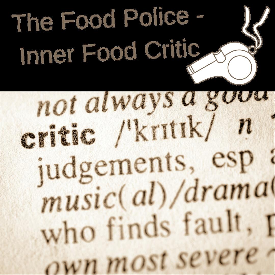 Inner Food Critic